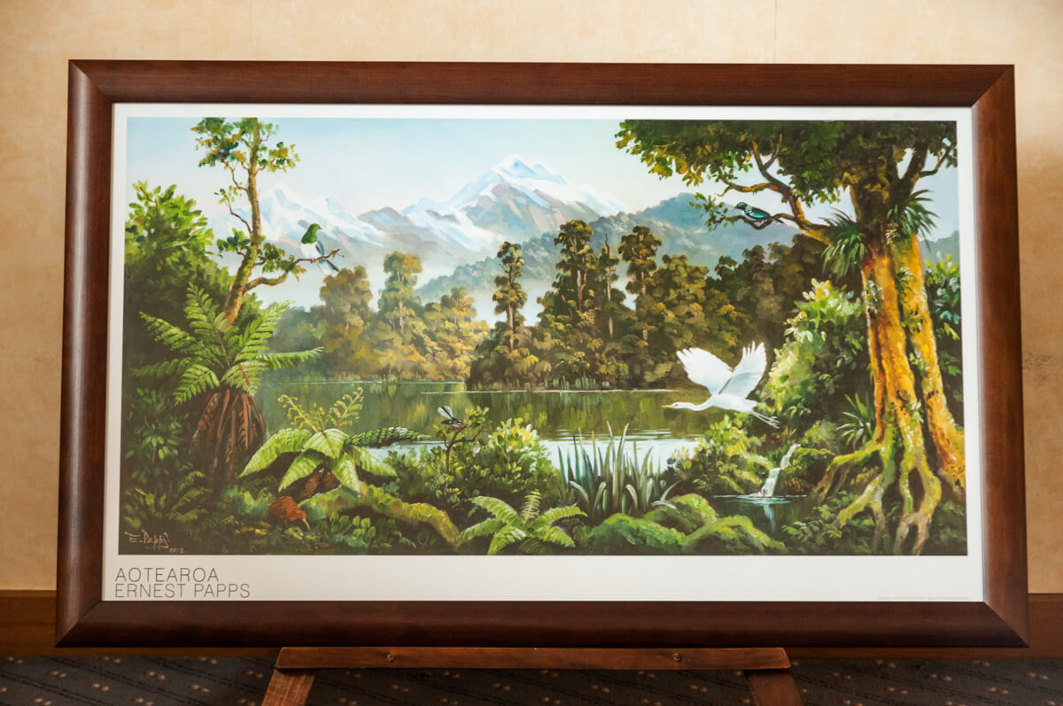 Framed Wilderness Landscape By Cressys Picture Faming In Blenheim